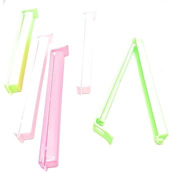 Queta Pinza de plástico para Bolsas de Alimentos, Color al ...
