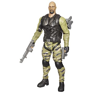 G.I. Joe Retaliation Ninja Commando Roadblock - Figura ...