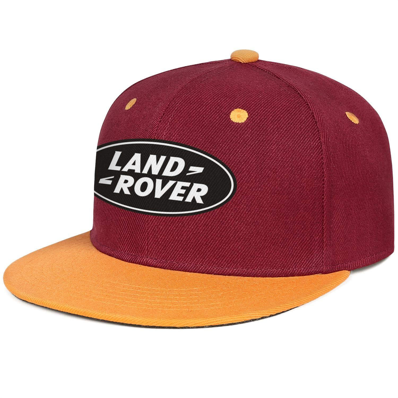 Baseball Cap Popular Hip Hop Caps Sport Hat Motion Snapback Hat Mens Trucker Hats sdfjkoinj Man Mens Land-Rover-Logo