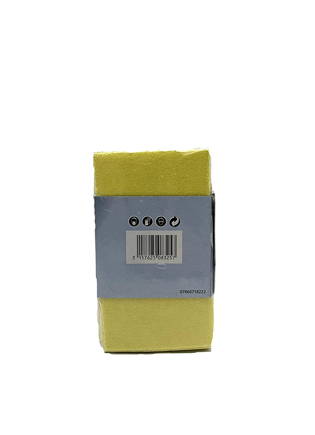 5 Free Norton Easy Sand Sanding Block with 15 Sandpaper Sheets