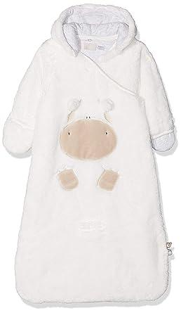 Chicco 09027062000000-030, Saco de Dormir Unisex bebé, Blanco (Naturale 030)