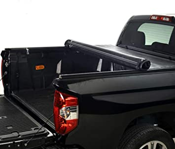 Amazon Com Soft Waterproof Vinyl Roll Up Tonneau Cover Fit 2017 2019 2019 2020 Honda Ridgeline Clamp On No Drill Top Mount Assembly W Rails Mounting Hardware Automotive