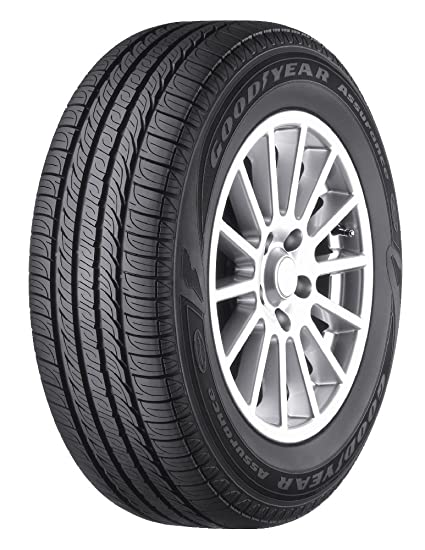 Goodyear Rv Tires Performance Durability And Comfort >> Amazon Com Goodyear Assurance Comfortred Tire 215 65r15 95t