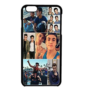 Dolan Twins collage iphone case