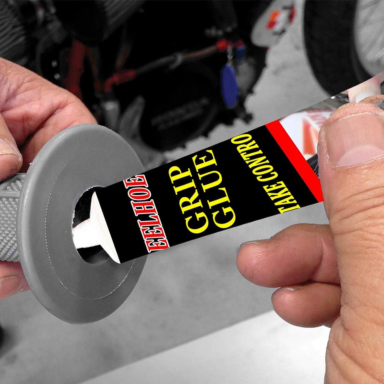 Schneemobile Gel/ändefahrzeuge Und Privatboote Verwendet. Klebstoff Griffkleber Motorrad Lenker Griff Kleber Fahrrad Hochfester Klebstoff Wird F/ür Fahrr/äder Motorr/äder
