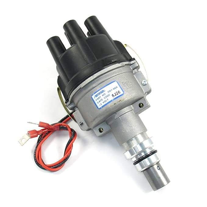 Pertronix D61-06A Distributor Industrial for Continental 6 Cylinder