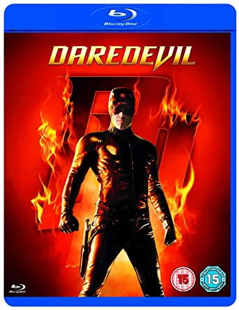 Image result for Daredevil (2003) bluray