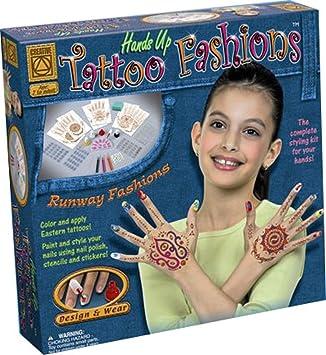 Creative Hands Up Tattoo Fashion Juego Para Hacer Tatuajes