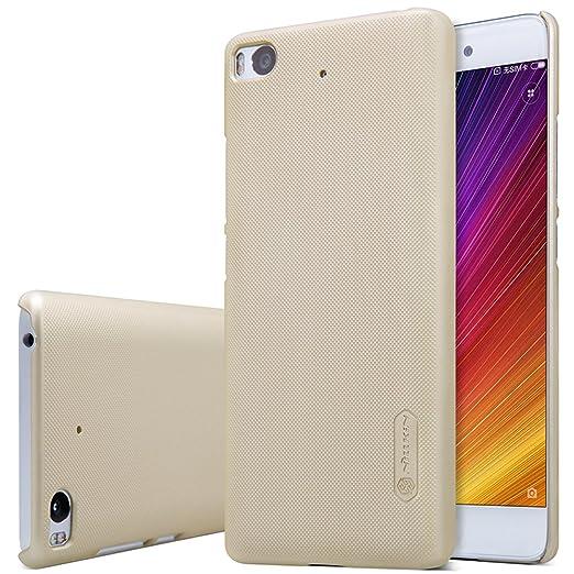 6 opinioni per Xiaomi Mi5S Cover, SMTR Qualità premium Custodia Cover Guscio duro Slim Armor