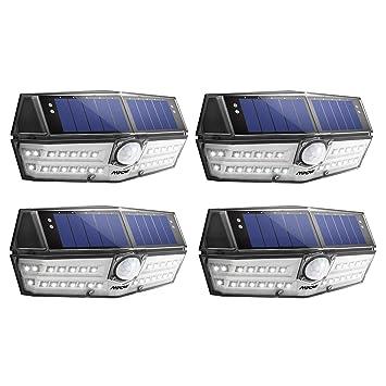 Mpow 30 LED Luces solares, una nueva generación de luces solares con sensor de movimiento