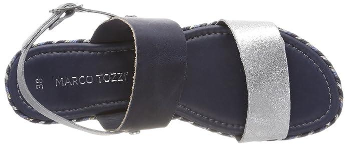 Marco Tozzi Premio Damen 28631 Slingback Sandalen  Amazon.de  Schuhe    Handtaschen 3864887a04