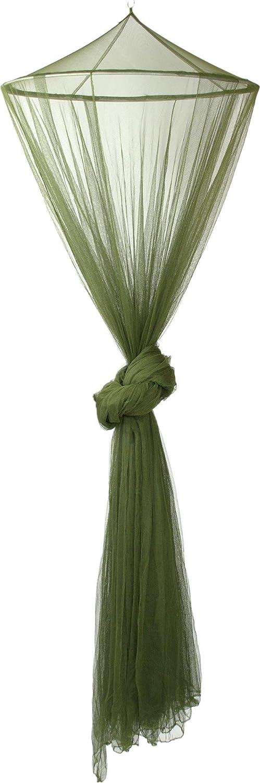 normani Moskitonetz M/ückenschutz Farbe Oliv