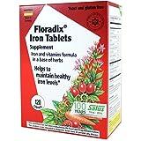 Salus-Haus - Floradix Iron Tablets - 120 Tablets