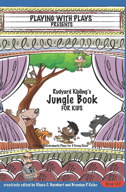 Rudyard Kiplings The Jungle Book for Kids: 3 Short ...