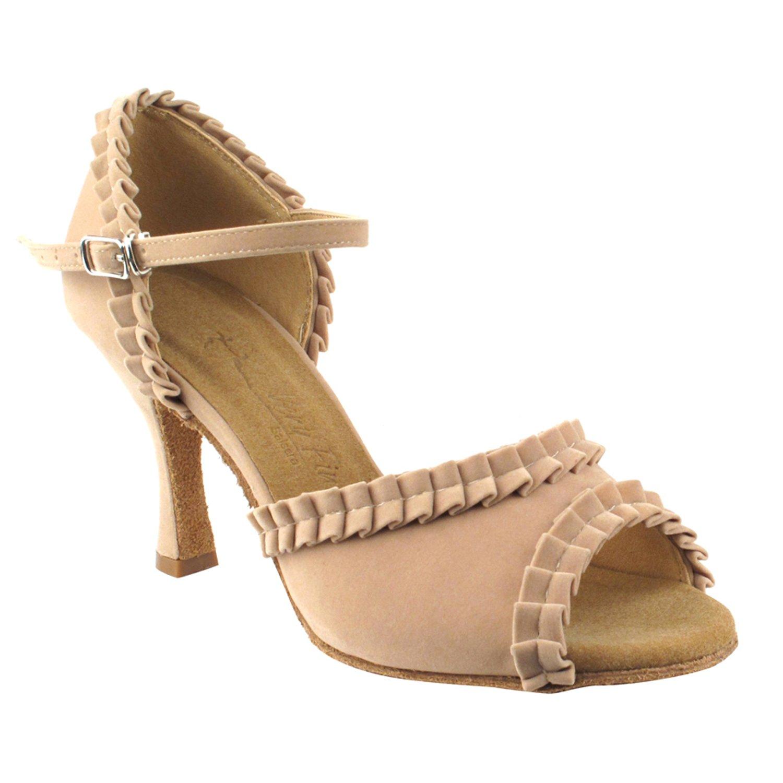 優先配送 [Gold Pigeon Shoes] Tan レディース B075J1FTYR 7001-light Heel 3