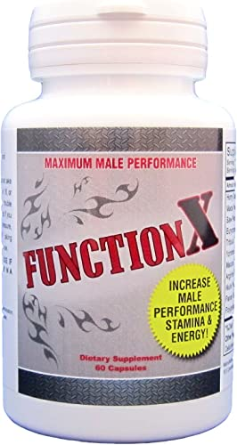 Function X – Maximum Male Performance 360