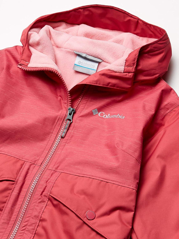 Columbia Kids /& Baby Rainy Trails Fleece Lined Jacket
