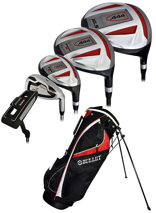 Amazon.com: Bullet Golf- .444 Juego completo con bolsa Graph ...