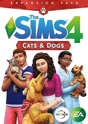 Los Sims 4 - Perros y Gatos DLC | Código Origin para PC: Amazon.es ...