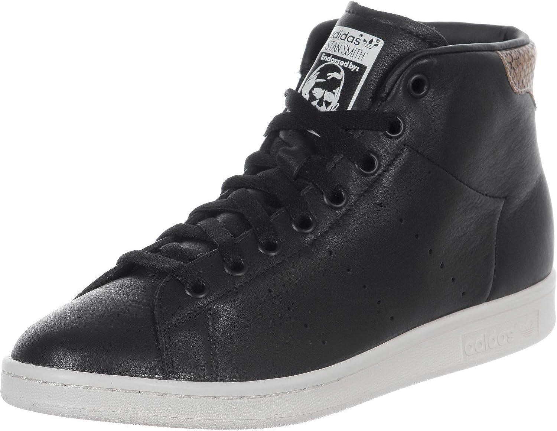 Adidas Originals Men's Stan Smith Black