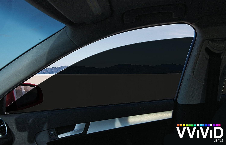 VViViD Colorful Transparent Vinyl Car Window Tinting 30 x 60 2 Roll Pack Pink