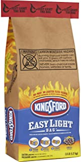 product image for Kingsford Charcoal Briquettes in an Easy Light Bag, 2.8 Pounds (Pack of 6)