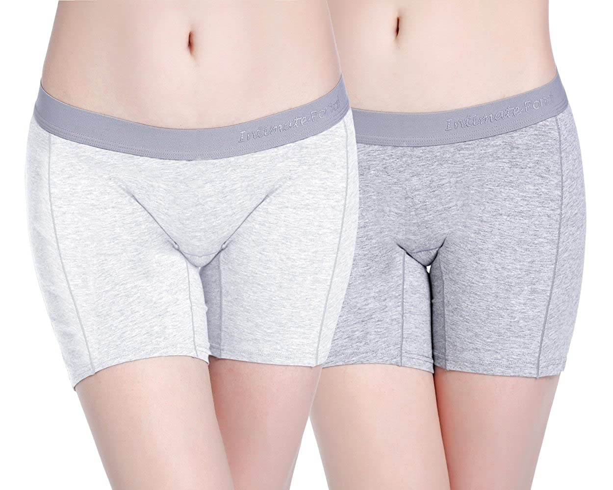 Intimate Portal Under The Bump No Chafing Maternity Pregnancy Boyshorts Briefs