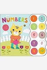 Little Friends Sound Book: Numbers Board book