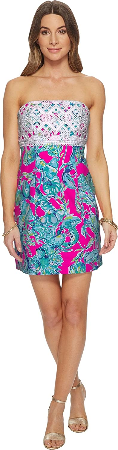022fc39ce41e3c Lilly Pulitzer Women's Brynn Dress at Amazon Women's Clothing store: