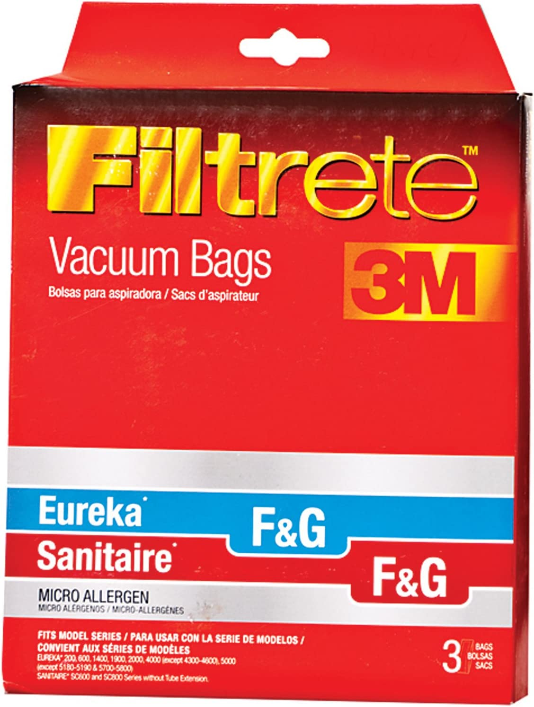 Vac Bag Eur/Sant F,G 3pk