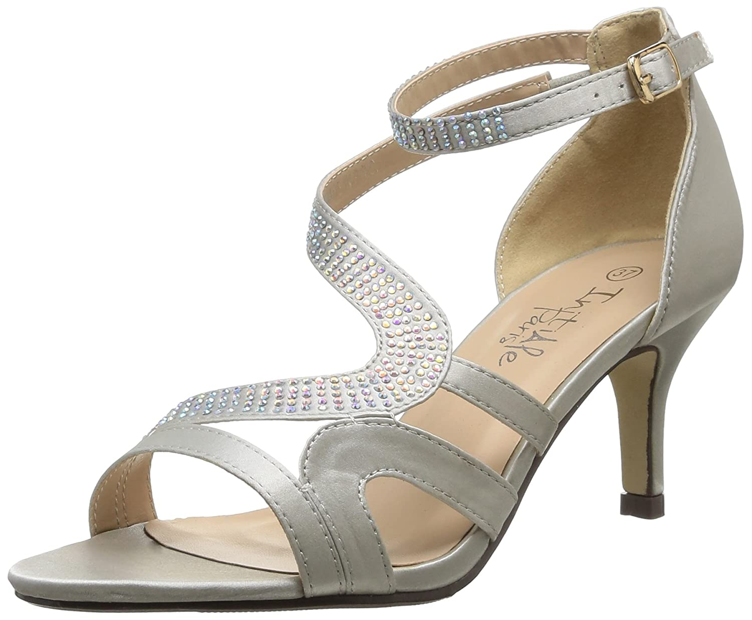 Initiale Somers, Sandales femme