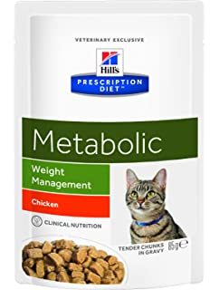 Hills HPD Feline Metabolic - 4 kg: Amazon.es: Productos ...