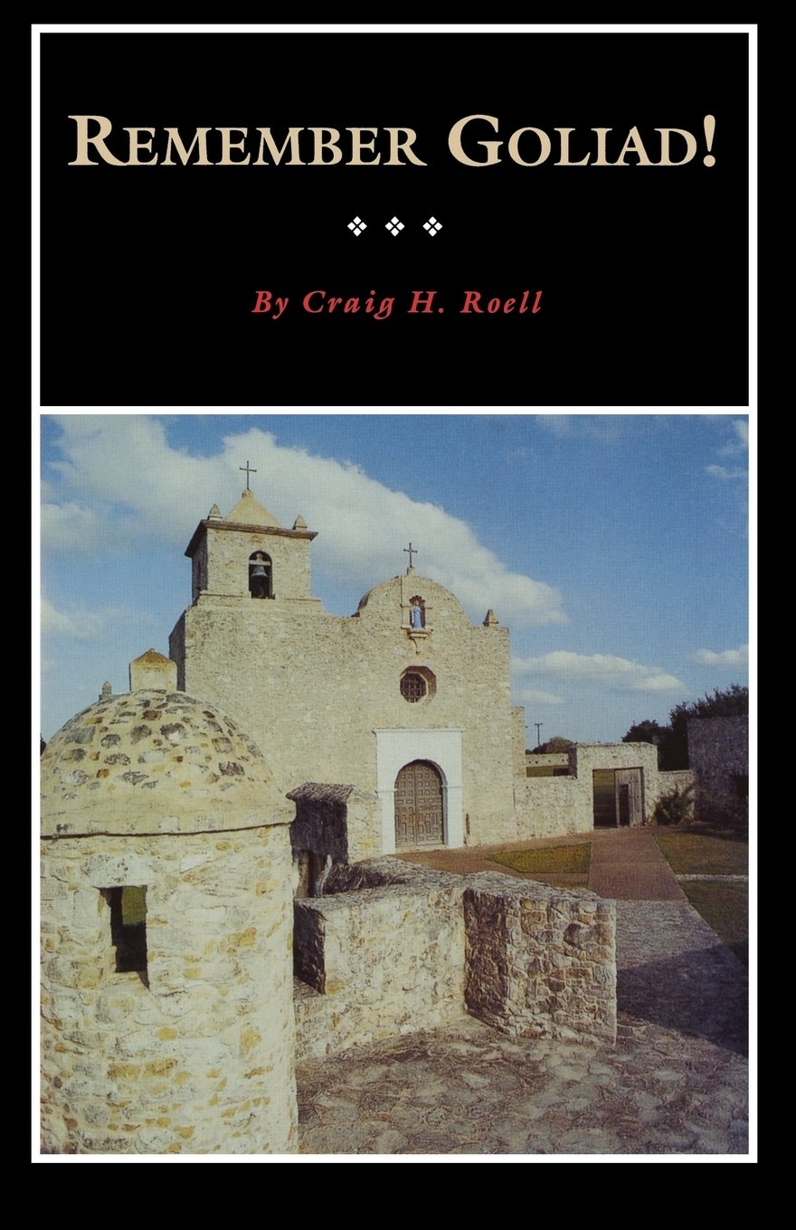 Remember Goliad History Cotten Popular product image