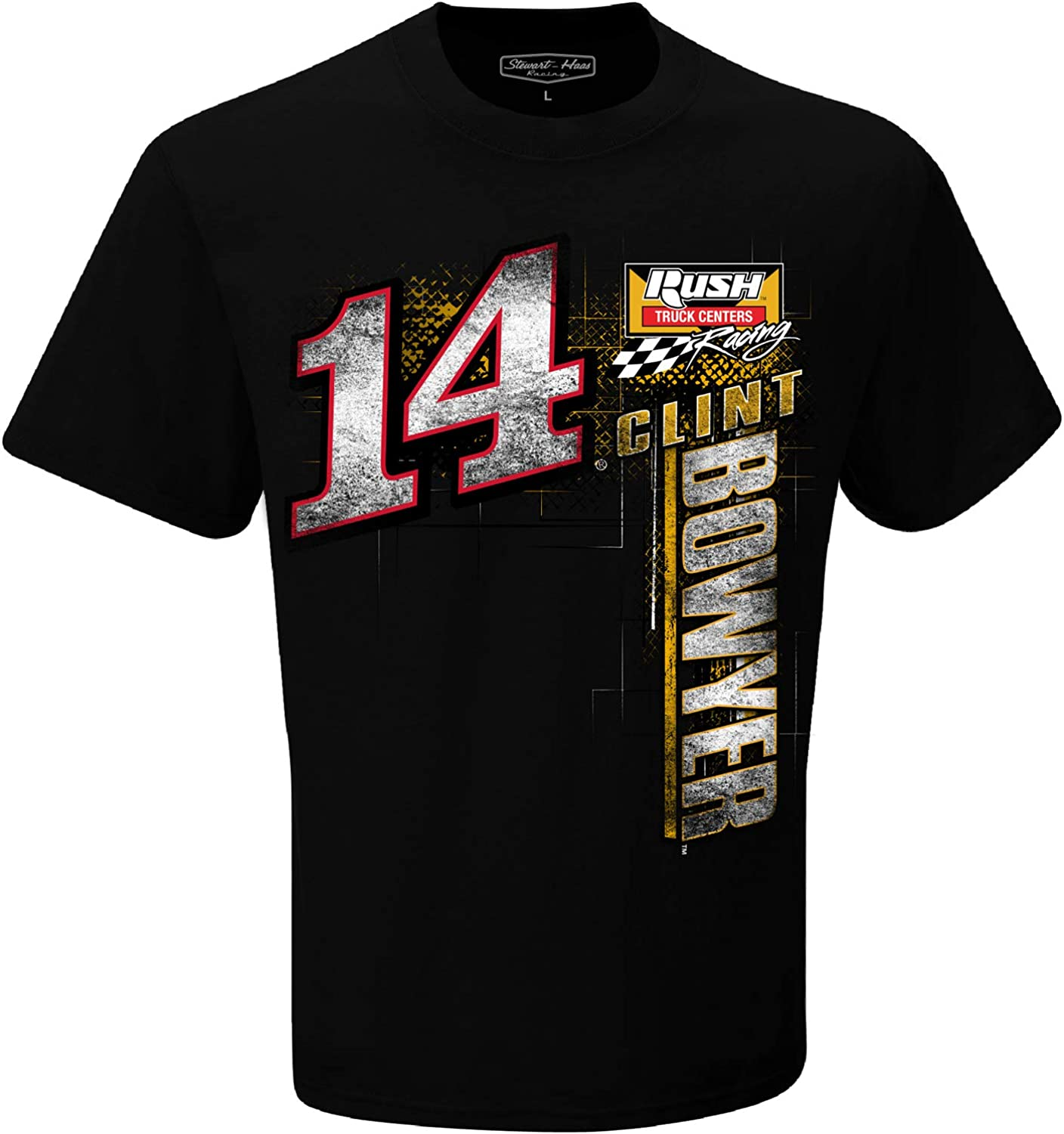 Checkered Flag Sports 2020 NASCAR Cup Series Driver Schedule T-Shirt