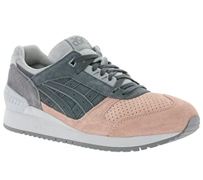 Royaume-Uni disponibilité b5126 609c7 Asics - Gel Respector Platinum Collection Taupe Grey - Sneakers Unisex
