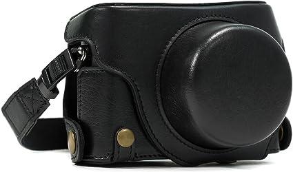 Megagear Panasonic Lumix Dmc Lx100 Ever Ready Leder Kamera