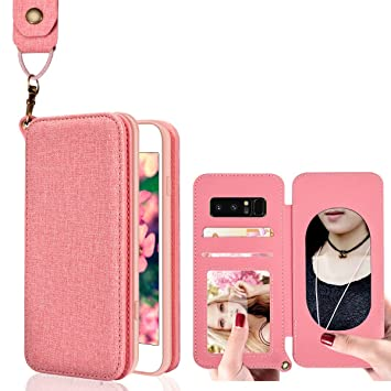 Carcasa de Telefono para Samsung Galaxy Note 8, Bookstyle ...