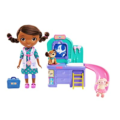 Doc McStuffins Pet Clinic Doll: Toys & Games