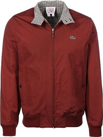 6539aff86 Lacoste L!VE Winter Jacket  Amazon.co.uk  Clothing