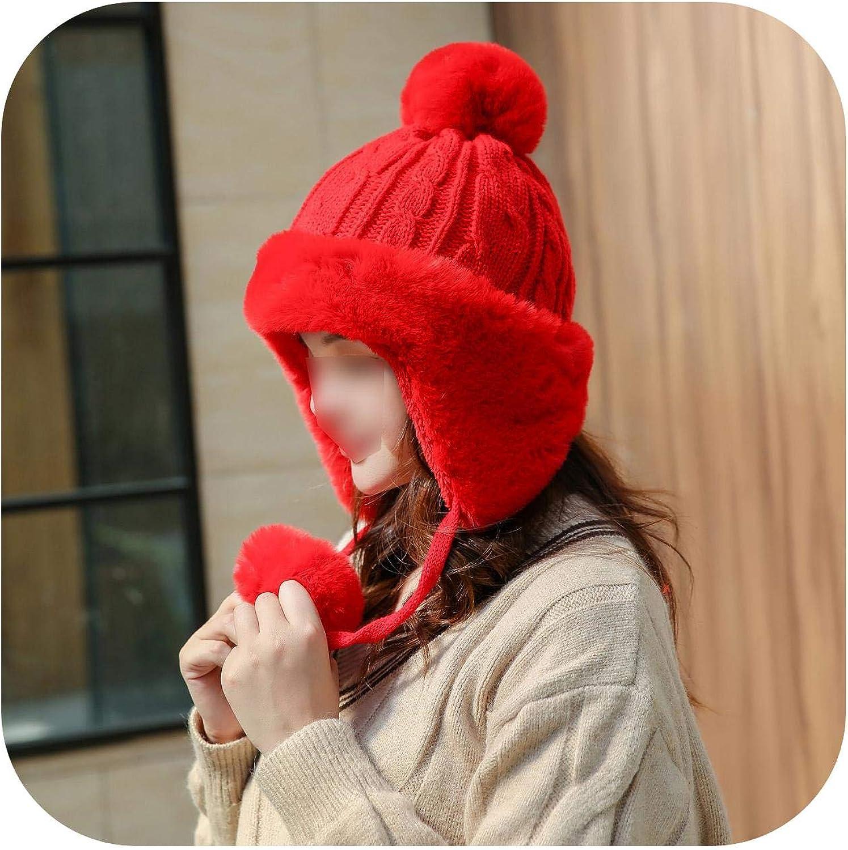 Hat Hair Ball Plus Velvet...