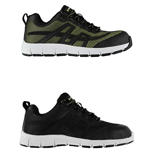 96ddf3229db Amazon.com: Official Brand Dunlop Maine Steel Toe Cap Safety Shoes ...
