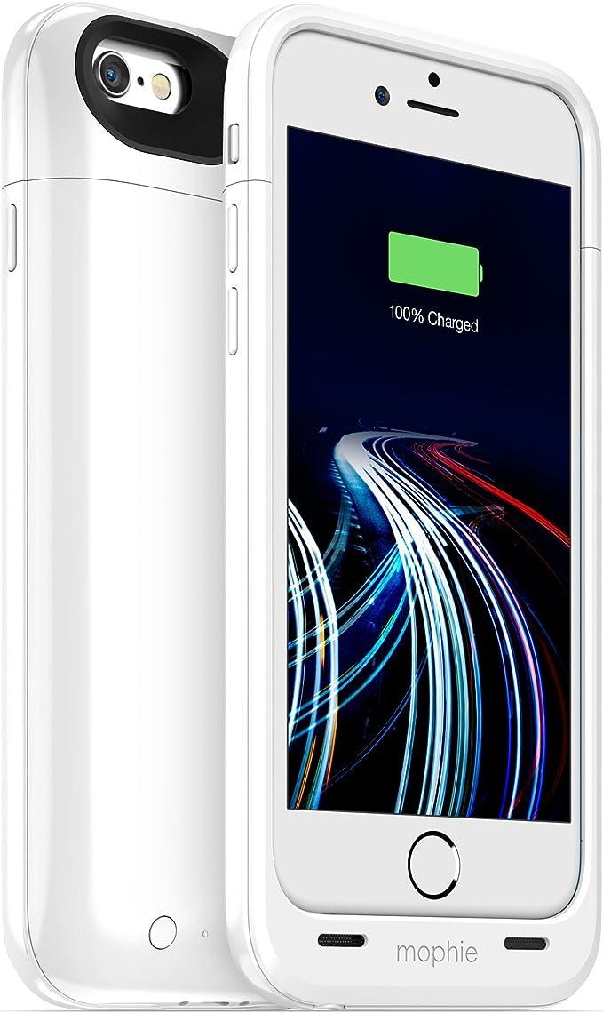 Mophie Juice Pack Ultra - Carcasa para iPhone 6S y iPhone 6 (3,950 mAh, reacondicionada certificada): Amazon.es: Electrónica