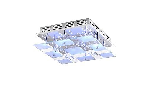 LeuchtenDirekt Deckenleuchte Linus 50375-17: Amazon.de: Beleuchtung