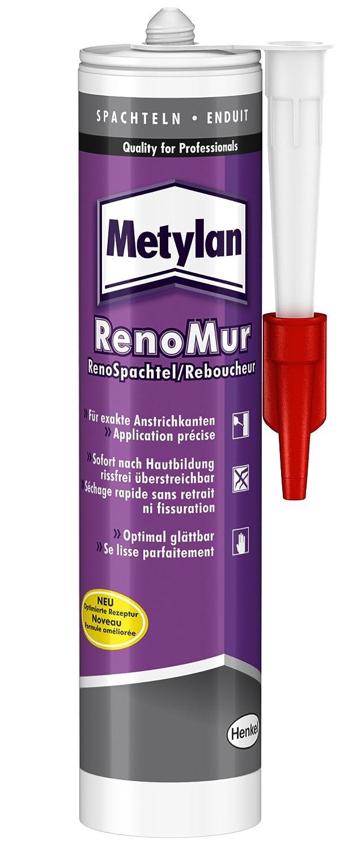 Enduit de rebouchage et l'renovier mTR12 Henkel 1740957