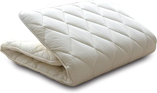 EMOOR Japanese Traditional Futon Mattress Classe 39 x 83 x 2.5 in. , Twin-Long Size, Made in Japan