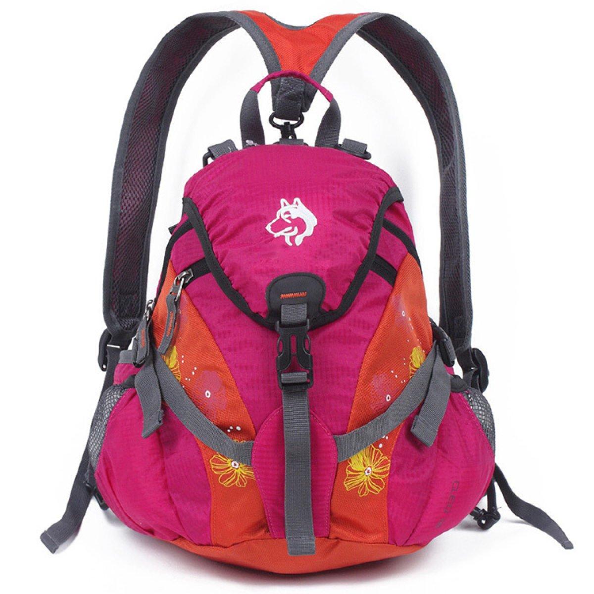 Leichte Bergsteigen Beutel Diagonal Schulter Tasche 15L