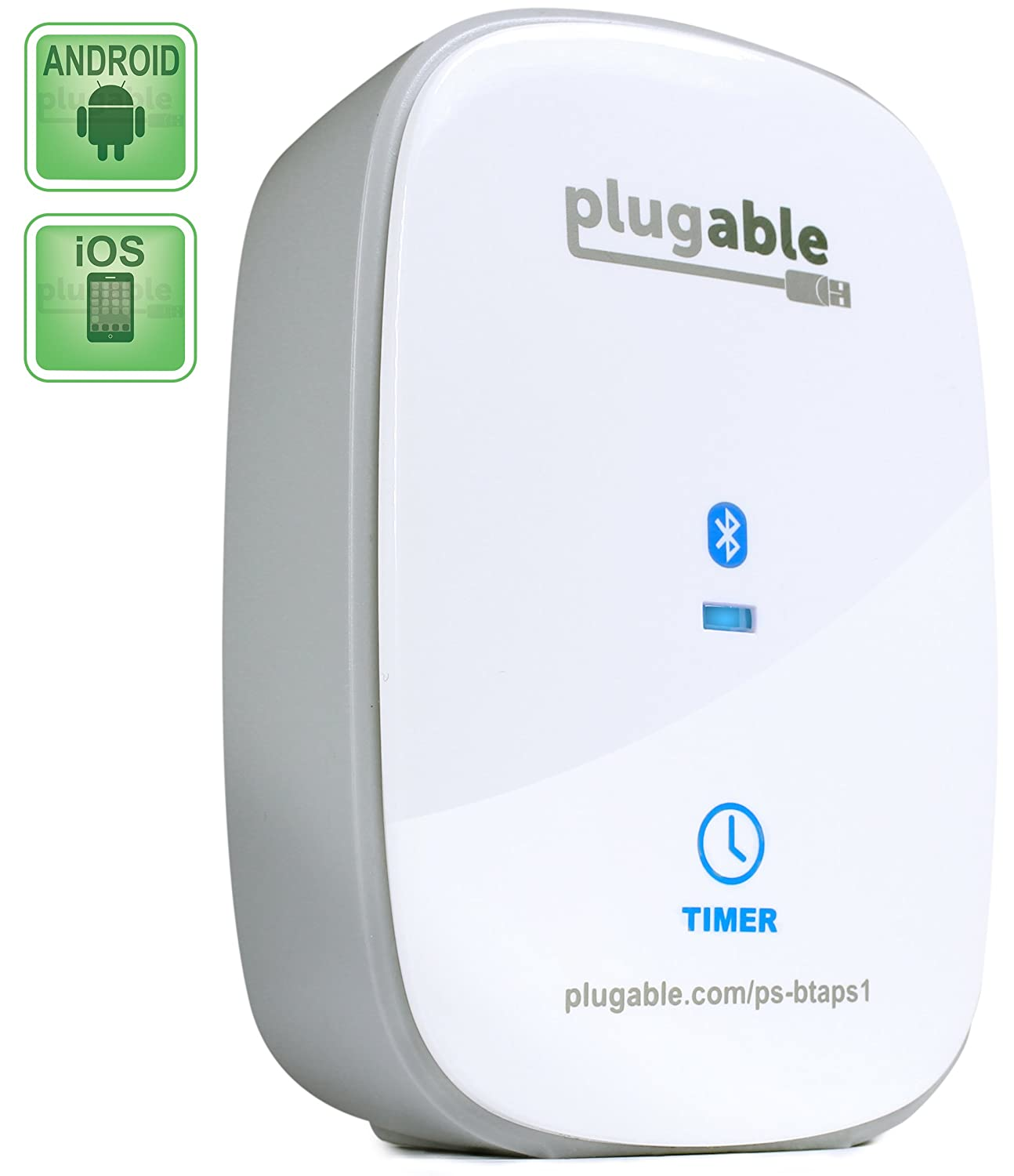 Plugable Bluetooth Controlled AC Power Switch for Home Automation ...