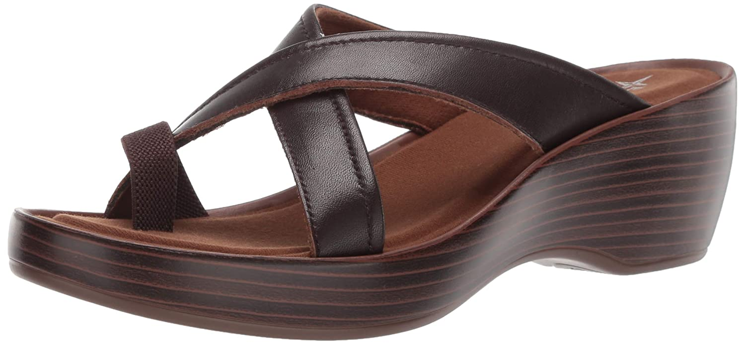 Brown 12 W US Eastland Womens Willow