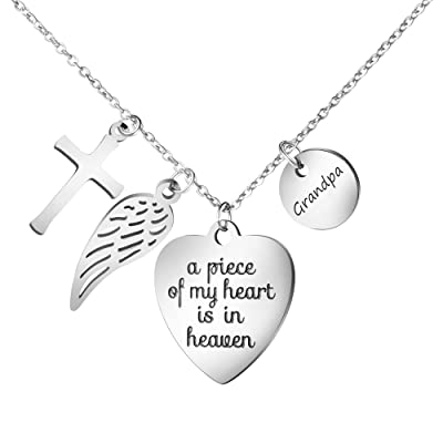Loss of Child Gift Loss of Mother Gift Memorial Necklace Memorial Jewelry Remembrance Gift You Will Be Remembered Loss of Sister