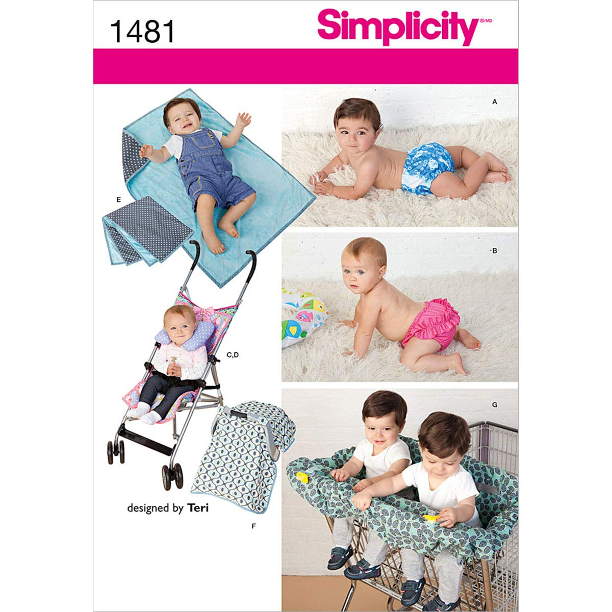 Simplicity Accessories-all Sizes